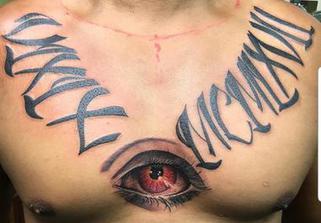 Female celebrity tattoo sleeves